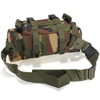 Harga Utility Tactical Waist Pack Pouch Military Camping Hiking Molle Adjustable Bag Amazon Jungle