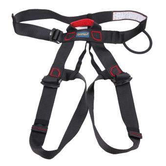 Professional Rock Climbing Downhill Harness Rappel Rescue Safety Belt - intl Price Philippines