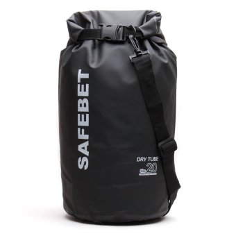 Harga SafeBet 20L Dry Bag (Black)