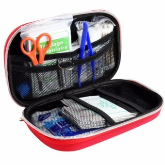 First Aid Kit Bag Emergency Medical Survival Rescue Box Price Philippines