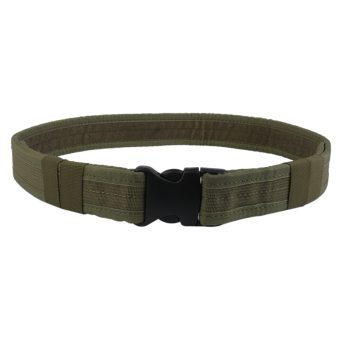 Men's Adjustable Nylon Military Tactical Waistband Rescue Rigger Belt Green Price Philippines