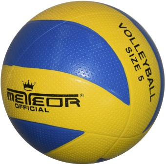 Harga Meteor Volleyball Rubber Spiral Design