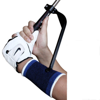 Andux Golf Swing Trainer Angle Upgrade Training aid Correct + Wrist Protection Jzq-3 Black Price Philippines