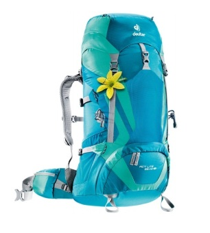 Harga Deuter Act Lite 35+10 SL Hiking Bag (Petrol Mint)