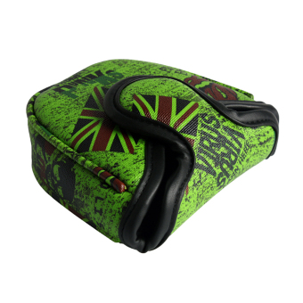 Andux Golf Putter Head Cover Headcover for Blade Style Putter MT/TG06 Green - intl Price Philippines