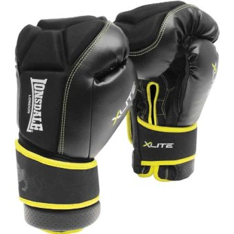 LONSDALE X-LITE BAG GLOVE (BLACK/ACID GREEN) SMALL/MEDIUM Price Philippines