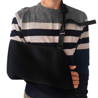 Andux Shoulder Brace Arm Sling Support for Pain Relief YYDD-01 - intl Price Philippines