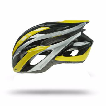 Spyder Mercury 391 Small Cycling Helmet (Black/Yellow) Price Philippines