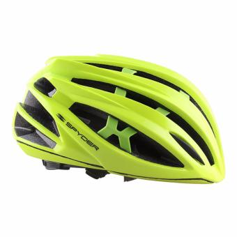 Spyder Road Cycling Helmet Mercury 2.0 990 (Neon Yellow) -Large Price Philippines