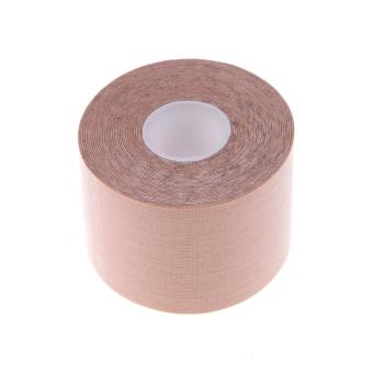 Harga 5m*5cm Sports Muscle Care Tape Elastic Tape (Skin Color) - intl