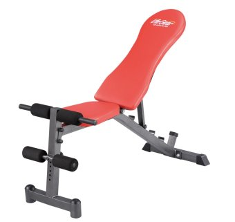 Lifegear E1 Sit-up Bench Price Philippines