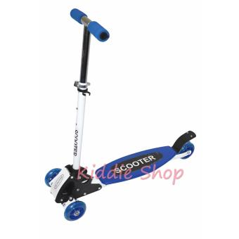 Harga RIDE-ON PUSH SCOOTER FOR KIDS(BLUE)