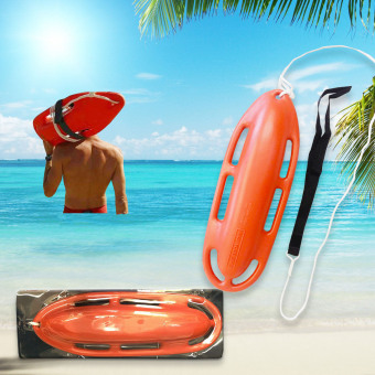Life Buoy Rescue Can Life Watch Bay Watch (Red) Price Philippines