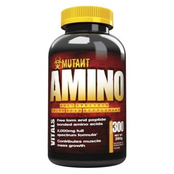 Mutant Amino 3000mg Tablets, Bottle of 300 Price Philippines
