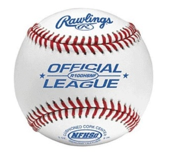 "Rawlings R100HSNF Official League NFHS Baseball 9"" Price Philippines"