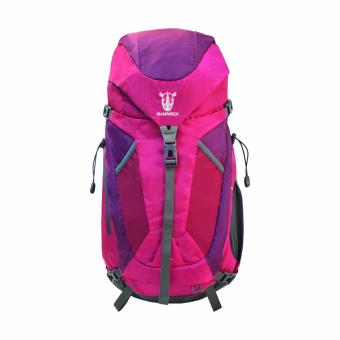 Rhinox 091 Mountaineering Bag (Magenta/Purple) Price Philippines