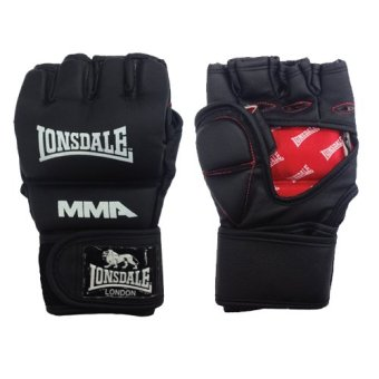 Lonsdale MMA Grappling/training Gloves (Black) Price Philippines