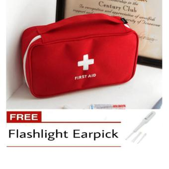 Harga First Aid Kit Travel Pouch