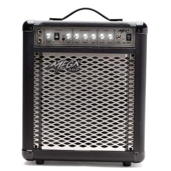Harga Mega Predator series Guitar Amplifier 30w (Black)