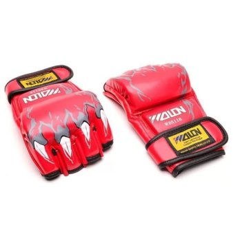 Wolon MMA Boxing Gloves (Red) Price Philippines