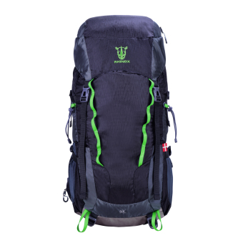 Rhinox 076 Mountaineering Bag (Black/Green) Price Philippines