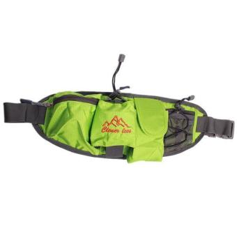 Hang-Qiao Sport Waist Bag Outdoor Hiking Belt Pouch Green Price Philippines