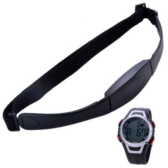 Harga Astar Cyber Popular Favor Waterproof Heart Rate Monitor Wireless Chest Strap Sport Watch Sk