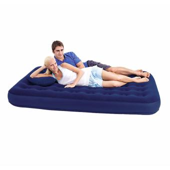 J&J Bestway Bed Comfort Quest Inflatable Double (Dark Blue) Price Philippines