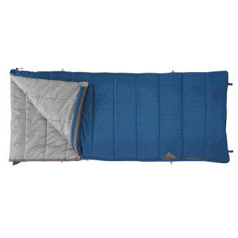 Kelty Callisto 35-degree Sleeping Bag/Blanket (Blue) - 2