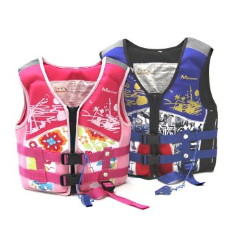 Kids Life jackets Child Swimming vest Drift vest - intl - 2
