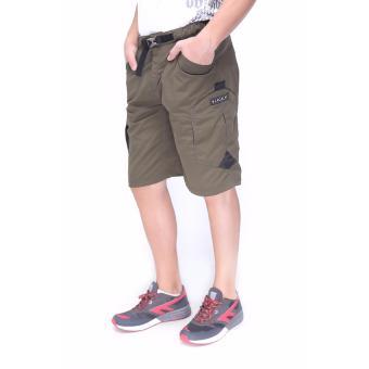 Lagalag Bulakbol Shorts for Men (FATIGUE) - 4