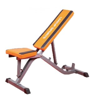 Liveup Sit-up Bench Ls1215