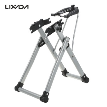 Lixada Bike Wheel Truing Stand Bicycle Wheel Maintenance HomeMechanic Truing Stand - intl