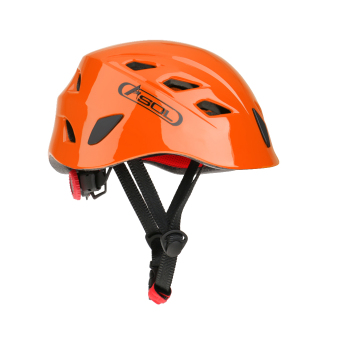 MagiDeal Safety Climbing Helmet Kayak Rappel Rescue Protector Hard Hat Helmet Orange - intl
