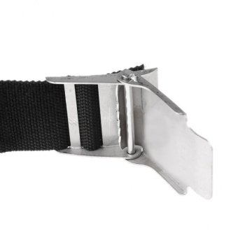 MagiDeal Scuba Diving Dive Heavy Duty Weight Belt 67inch Equip withStainless Buckle - intl - 4