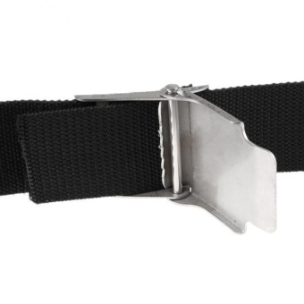 MagiDeal Scuba Diving Dive Heavy Duty Weight Belt 67inch Equip withStainless Buckle - intl - 2