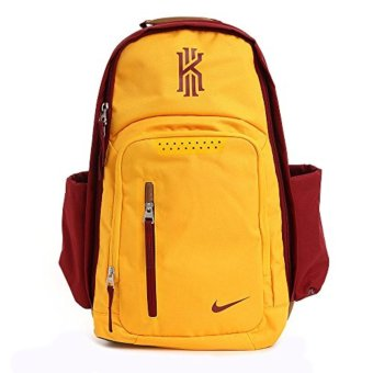 MENS BACK PACK NIKE KYRIE YELLOW SPORTS GYM SCHOOL MENS WOMENSBACKPACK BAG - 2