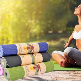 mittaGonG Yoga Mat 6mm High Quality TPE Yoga Pilates Non ToxicEnvironmental - intl - 4