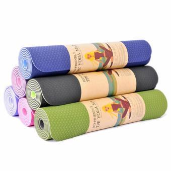 mittaGonG Yoga Mat 6mm High Quality TPE Yoga Pilates Non ToxicEnvironmental - intl - 3