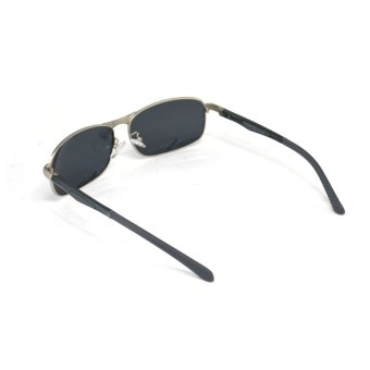 Moto P138 Sunglasses (PAG-050-133) Blk/Slvr/Gry - picture 2