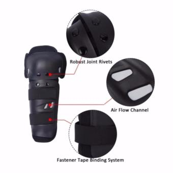 Motor Cross Protective Knee Pad and elbow pad Standard size - 3