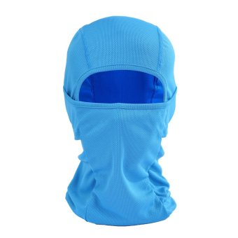 Multi Function Windproof Comfortable Face Mask SportsBalaclava/Motorcycle Neck Warmer Ultimate Protection from Cold WindDust and Sun's UV Rays - intl - 2
