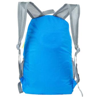 NatureHike B-NH-ZDB Camping Double-Shoulder Backpack Bag (Blue) - 4