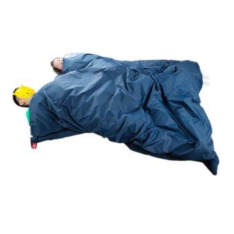 Naturehike Lightweight Camping Sleeping Bag (Navy Blue) - 4