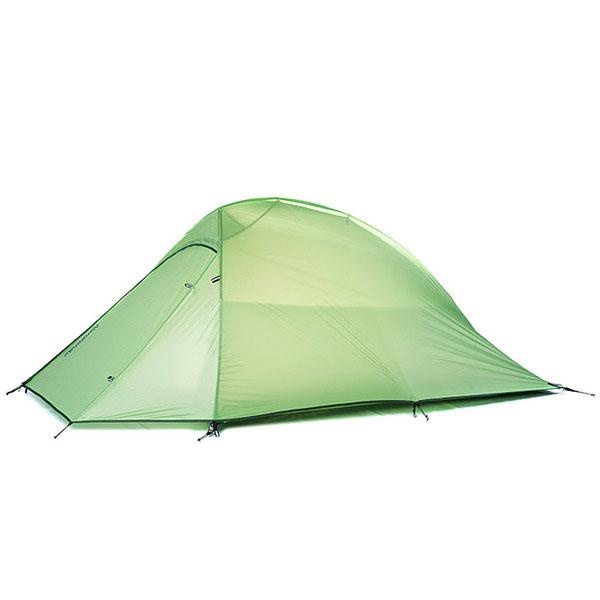 Kapasitas Besar Hingga 4 Orang. Source · Naturehike NH15T002 - T 190T Nylon Double Layer Camping Hiking Tent Tool For .