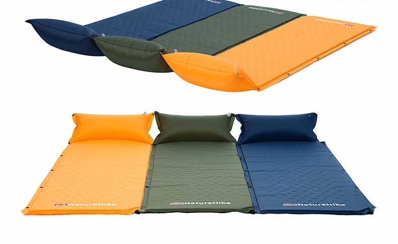 ... Naturehike Ultralight Outdoor Air Mattress Moisture ProofInflatable Air Mat C&ing Bed Tent C&ing Mat Sleeping Pads ...  sc 1 th 176 & Philippines | Naturehike Ultralight Outdoor Air Mattress Moisture ...