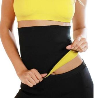 New 2017 Best Quality Body Shaper Waist Trainer Trimmer NeopreneSlimming Belt Hot Shape-M - 2