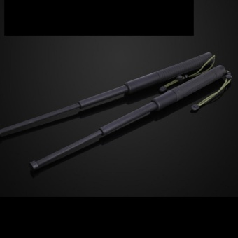New Good High Quality Retractable Stick Retractable Whip Men WomenGifts Outdoor Tool Retractable Walking Stick - intl - 4