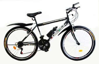 Next Foxtrail Ordinary Mountain Bike (Gloss Black)