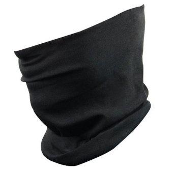 niceEshop Reversible Call of Duty Pro Equipment U.S. Navy Seals Skull Face Mask Face Protector-Black